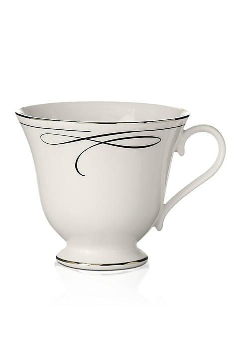 Ballet Ribbon Tea Cup