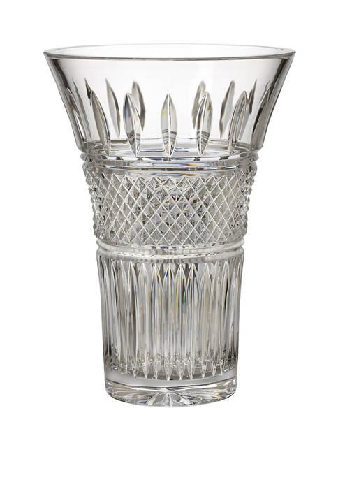 Waterford 10 Inch Irish Lace Vase