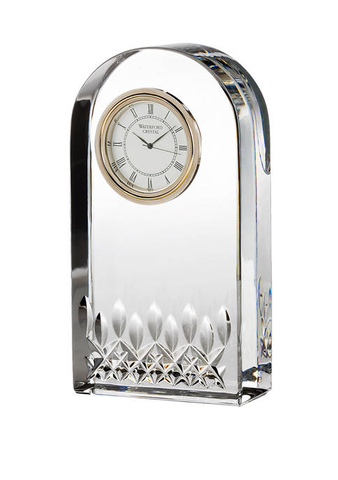 Waterford 5 Inch Lismore Essence Clock