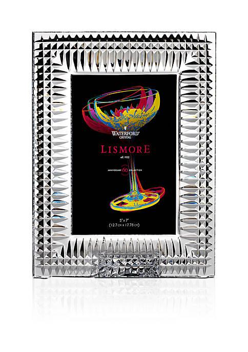 Lismore Diamond 5-in. x 7-in. Frame