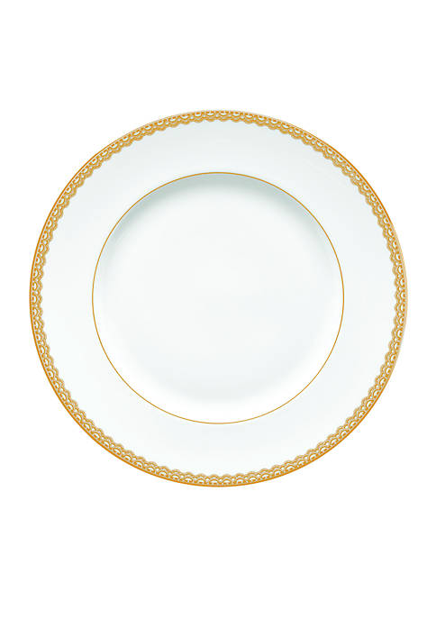 Waterford Lismore Lace Gold 11-in.Dinner Plate