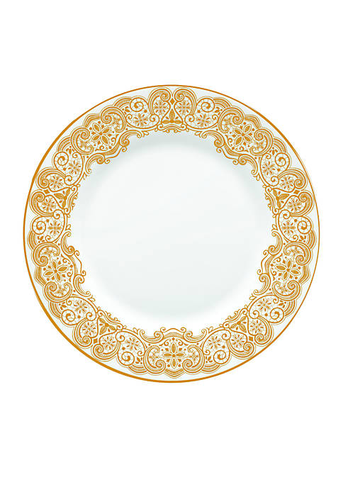 Lismore Lace Gold 8-in. Salad plate