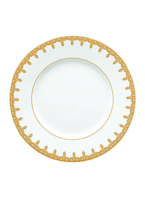 Lismore Lace Gold 9-in. Accent Plate