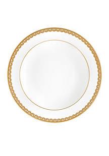 Lismore Lace Gold 9-in. Rim Soup Bowl