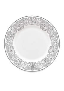Waterford Lismore Lace Platinum Salad Plate 8-in.