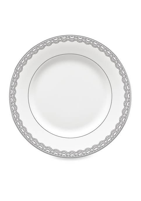 Lismore Lace Platinum Bread & Butter Plate