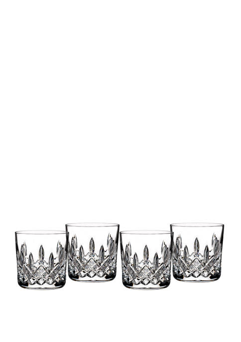 Waterford Lismore Set of 4 Tumblers