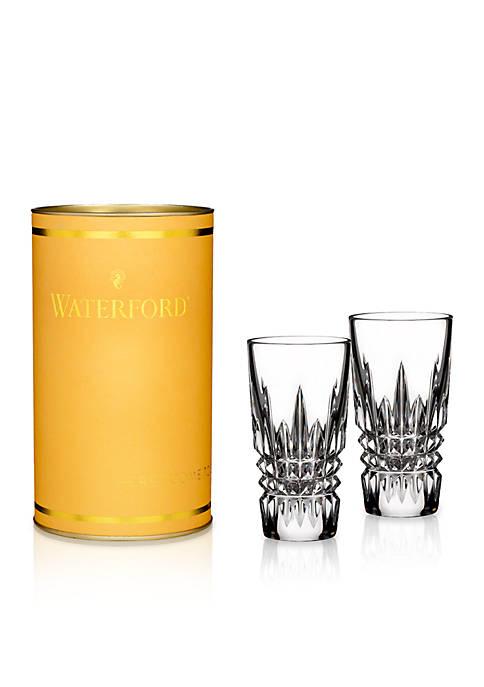 Giftology Lismore Diamond Shot Glass Set