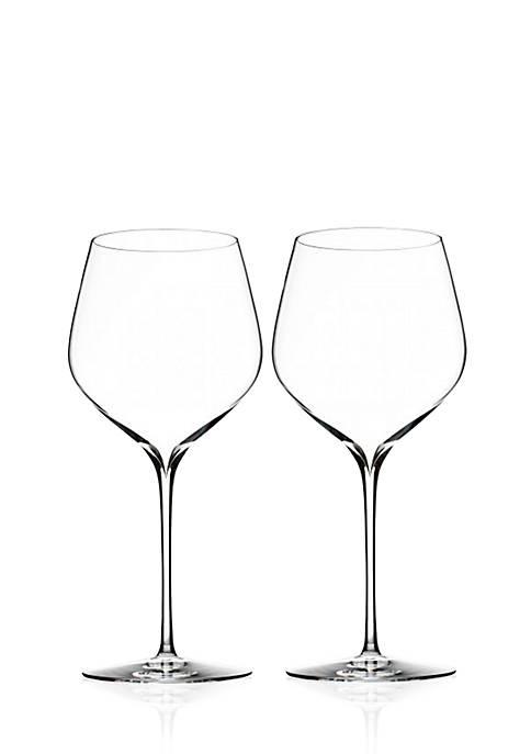 Set of 2 Elegance Collection Cabernet Sauvignon Wine Glass