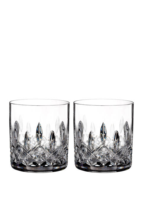 Set of 2 Lismore Connoisseur Straight Sided Tumblers