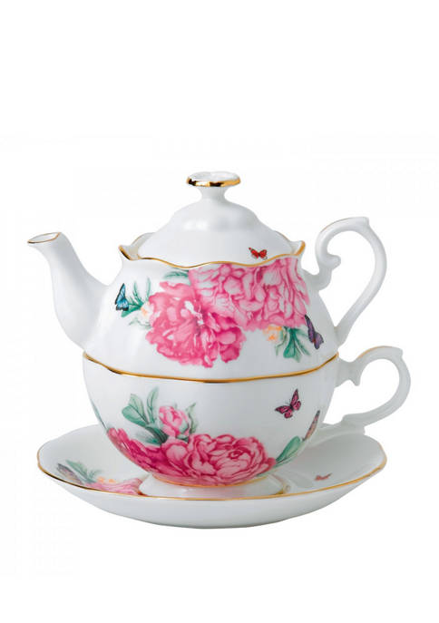 Royal Albert Friendship Tea for One