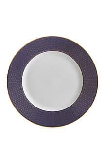Waterford Lismore Diamond Lapis Salad Plate