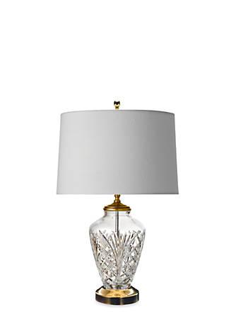 Waterford Avery 22 In Table Lamp Belk, Waterford Crystal Lamp Patterns