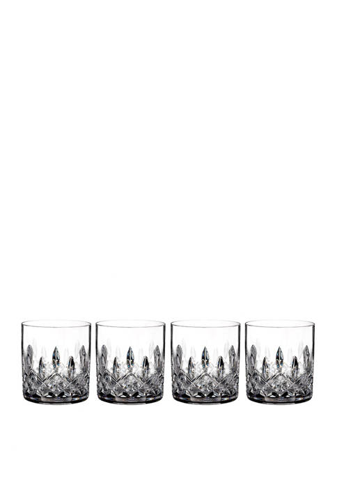 Waterford Lismore Connoisseur Set of 4 7 Ounce
