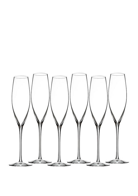 Waterford Elegance Classic Set of 6 9 Ounce