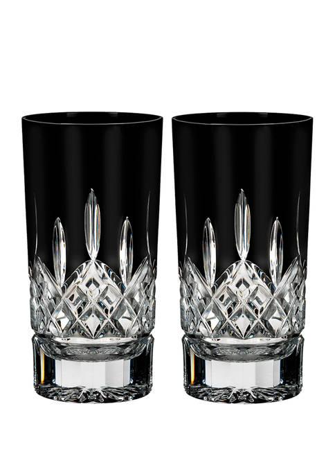 Waterford Lismore Black Drinkware