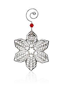 2017 Mini Snowflake Ornament