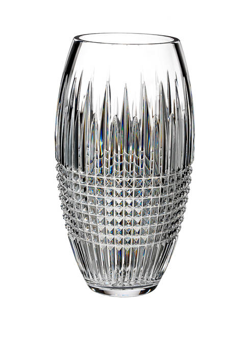 Waterford 12 Inch Lismore Diamond Encore Vase