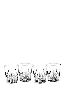 Southbridge Double Old Fashion, Set of 4