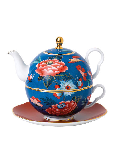 Paeonia Blush Tea For One