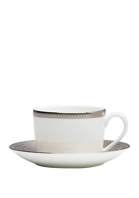 Waterford Aras Tearcup and Saucer Set