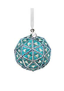 2019 Times Square Masterpiece Ball Ornament
