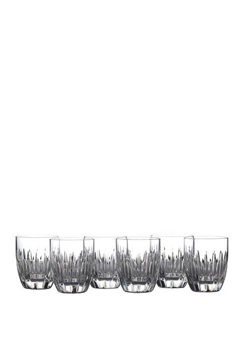 Set of 6 Mara Tumbler Glass Set