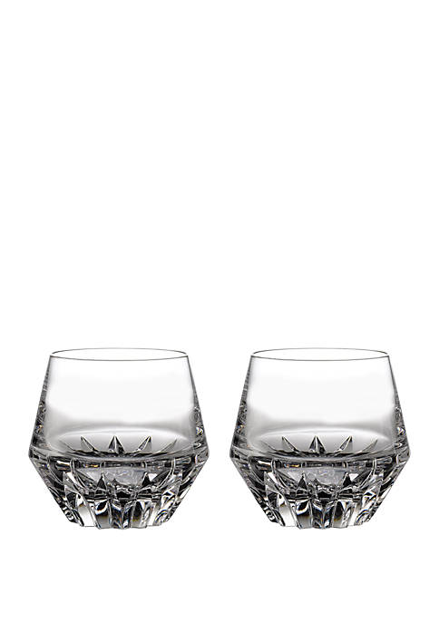 Irish Dogs Madra Double Old Fashioned - Set of 2
