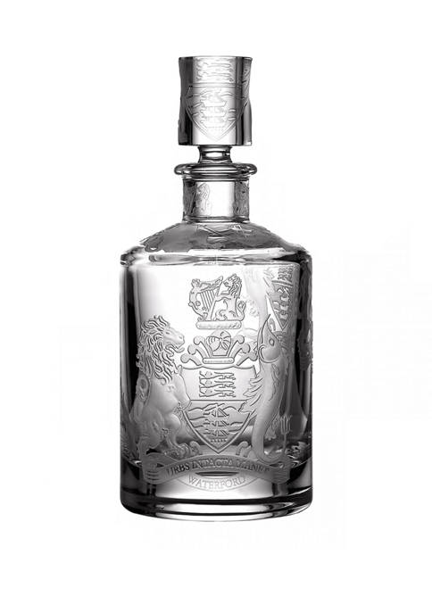 Waterford Crest Decanter