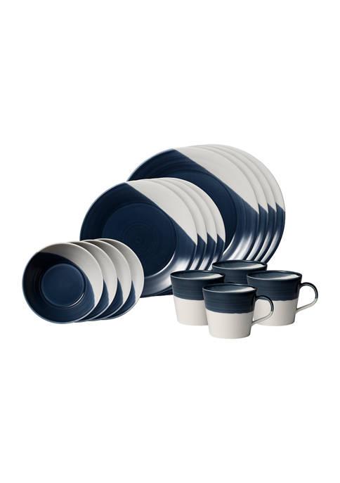 Royal Doulton Bowls Of Plenty 16-Piece Set Dark