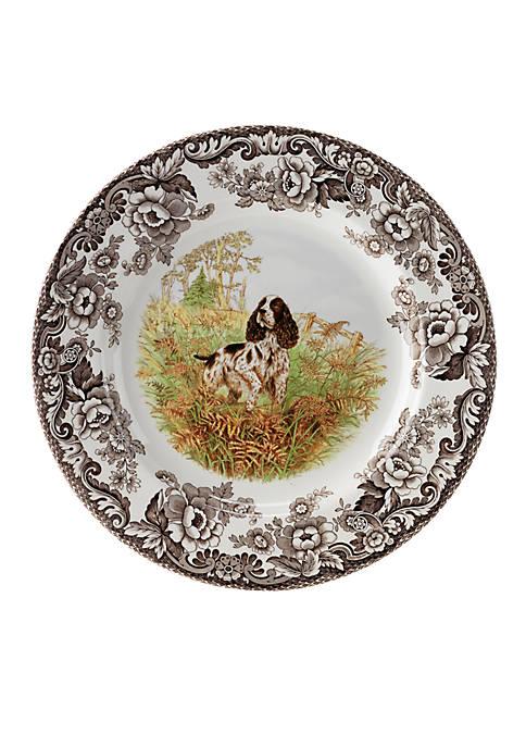 Woodland English Springer Spaniel Dinner