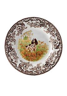 Woodland English Springer Spaniel Salad