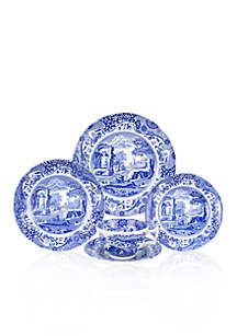Spode Blue Italian 5-Piece Place Setting with Bread & Butter