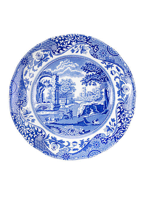 Spode Blue Italian Bread & Butter