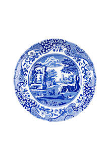 Blue Italian Dinnerware Collection