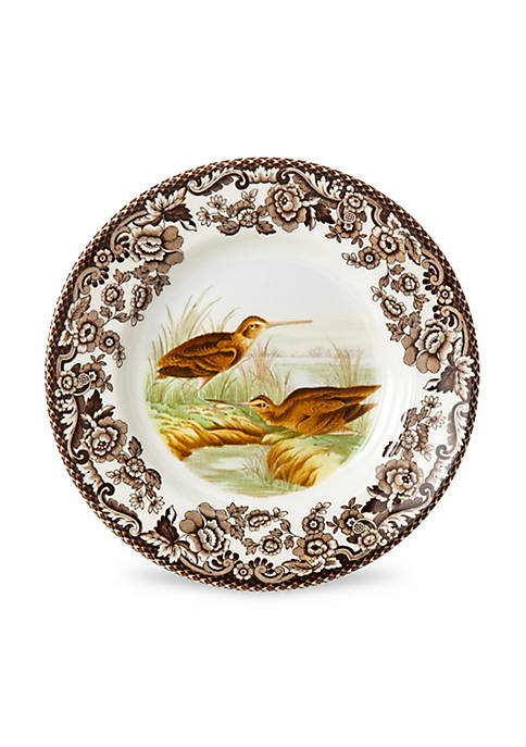 Spode Woodland Snipe Bread & Butter