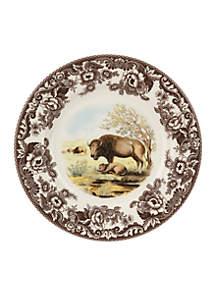 Spode Dinner Plate - Bison