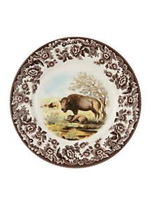Salad Plate - Bison