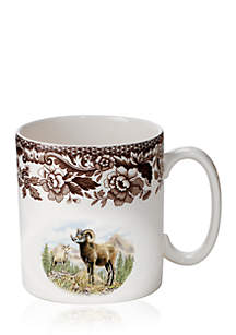 Woodland Mug - Bighorn Sheep