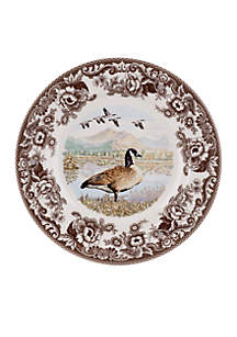 Spode Dinner Plate - Canada Goose