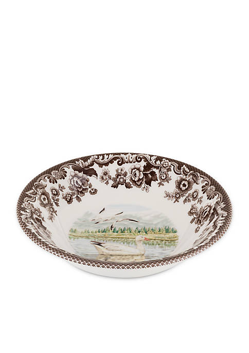 Spode Ascot Cereal Bowl