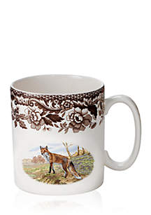 Woodland Red Fox Mug