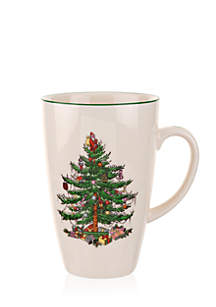 Christmas Tree Latte Mug