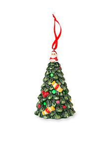 Christmas Tree Multicolor LED Tree Ornament