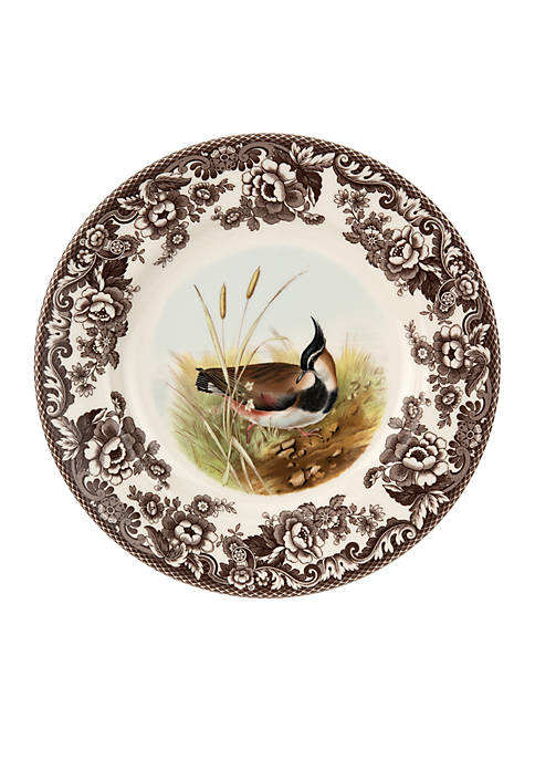 Lapwing Dinner Plate
