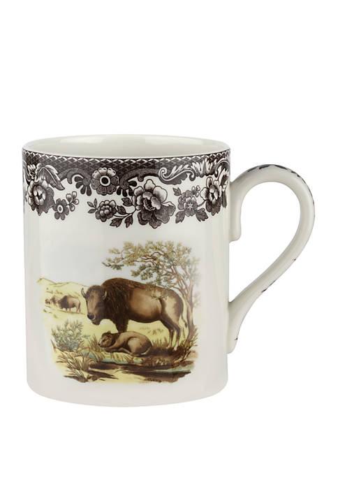 Spode Bison Mug