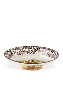 Woodland Medium Oval Dish