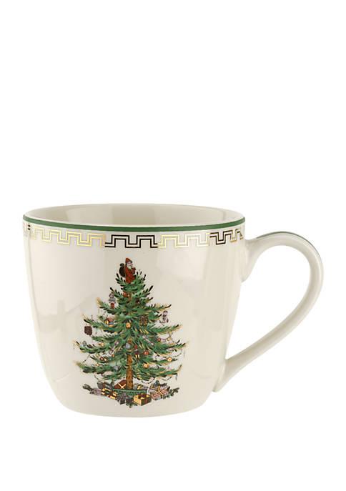 Spode Christmas Tree Gold Mug