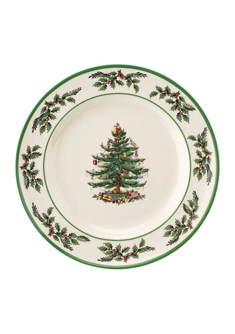 Spode Christmas Tree 250th Anniversary Plate | belkClose Modal