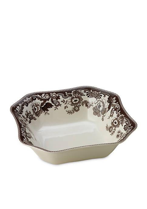 Square Serving Bowl - Delamere